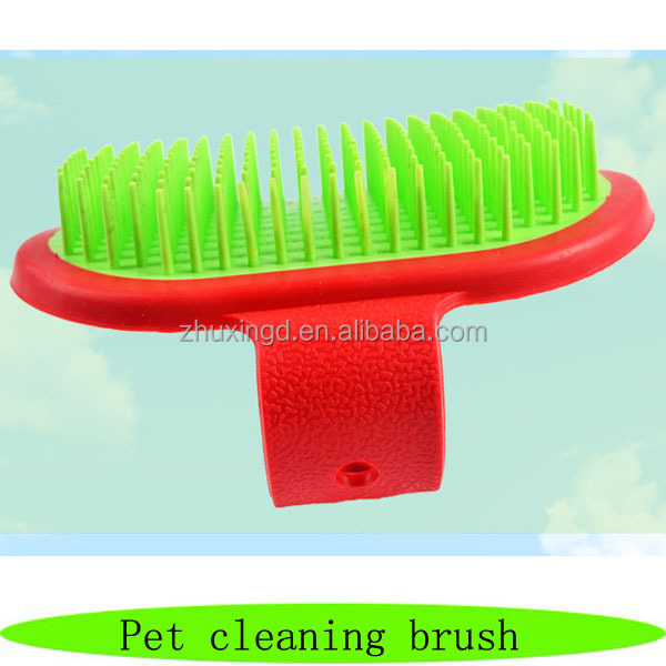 Wholesale pet cleaning product, high quality dog brush, brush dog pet