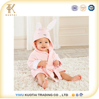 Baby Kids Cute Pajamas Sleepwear Bathrobe Nightgown Baby Sleepwear
