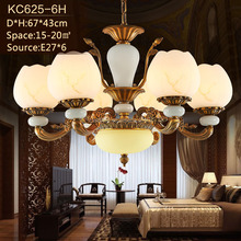 Wholesale European Chandelier Pendant Lights classic Lobby or Hotel Decor Lamp
