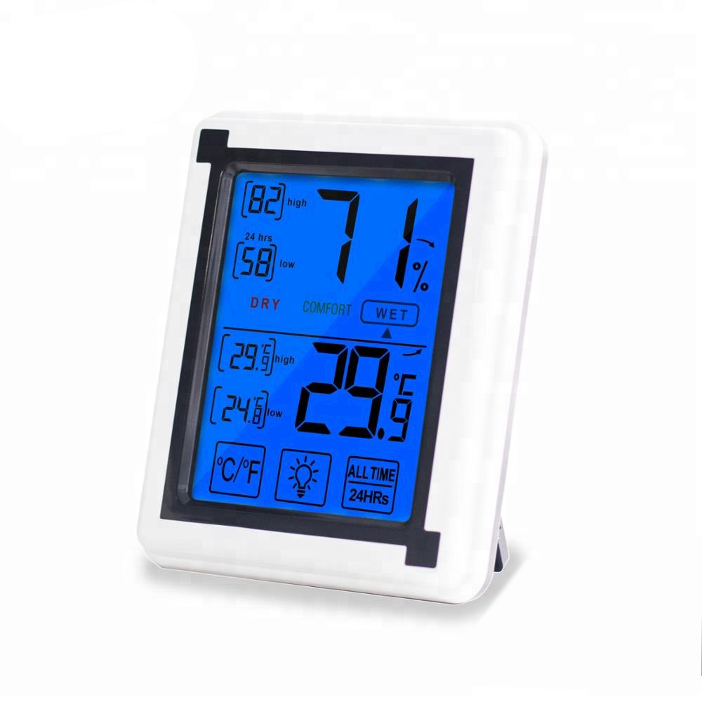 Digital Thermometer Weather Station Thermo Hygrometer From Direct Factory