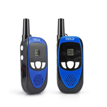 kids mini walkie talkie  2 way radios best for family camping school sports