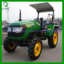 20hp 4wd small orchard tractor with rotary tiller