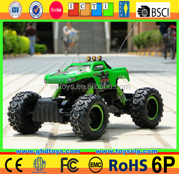 4WD RC rock crawler king 1:12 off-Road series