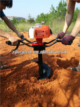 2013 new design garden tools 2-Stroke Earth Auger with CE certification (CQ206)