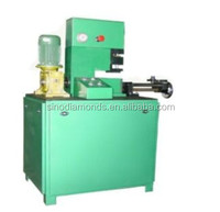regulating tension machine for saw blades