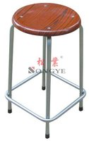 Round/Flat Stool;school furniture;school chair;desk and chair