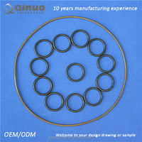 Good quality rubber o-ring for gas