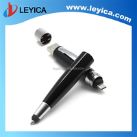 2014 the most popular data cable stylus ball point pen with charger GIFT set LYSJ601
