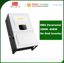 SMA -zeversolar solar power 15kw 22kw 25kw 30kw 40kw dc 12v to 110v ac puresine wave inverter charger for car