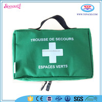 green custom wholesale nylon travel nurse kit bag