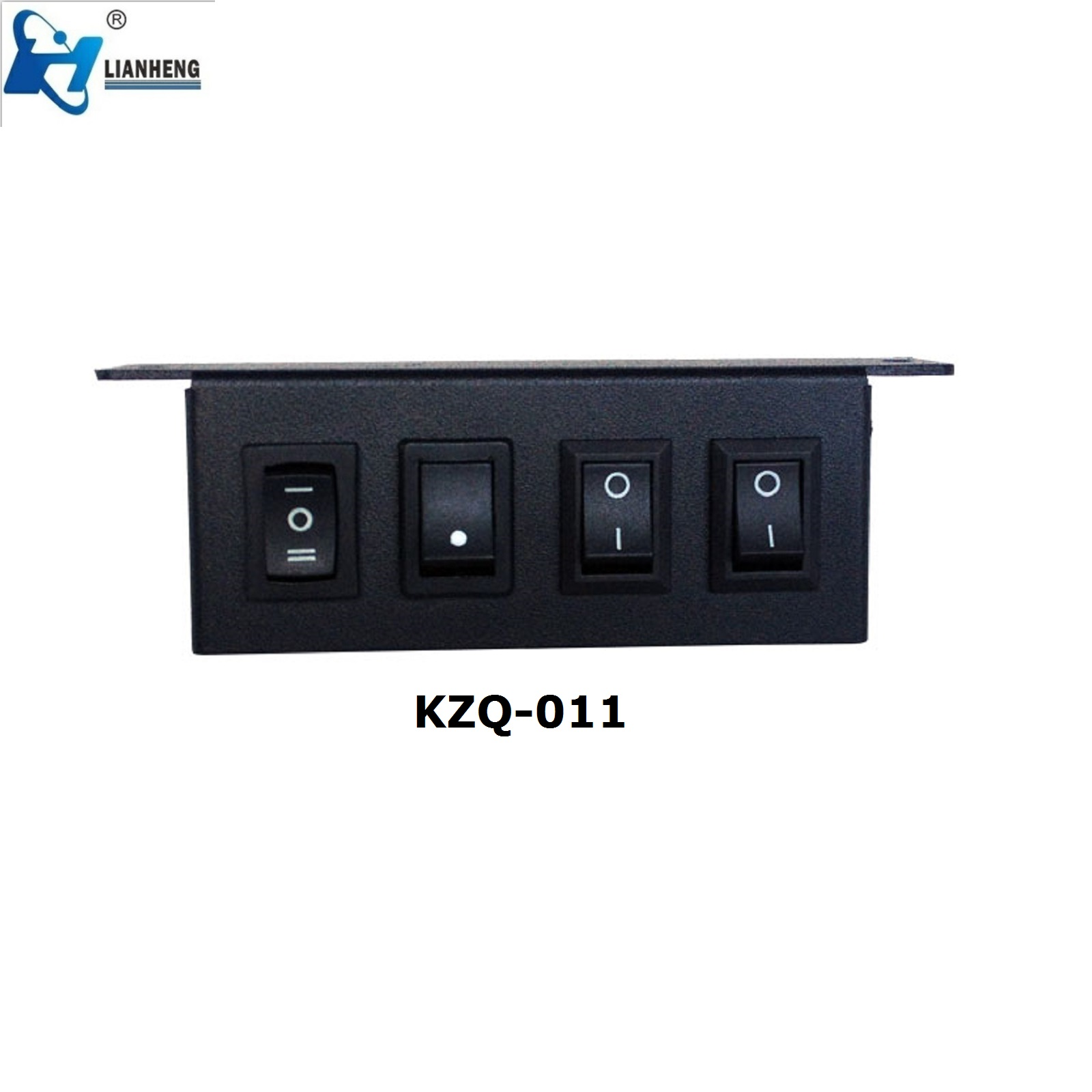 Police Control Switch , LED Light and Siren Control Box