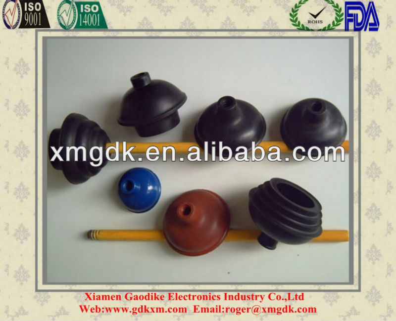 bath silcione rubber parts