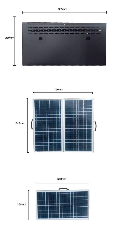 2017 New Top Design 250watt 295w 500 Watt Solar Panels