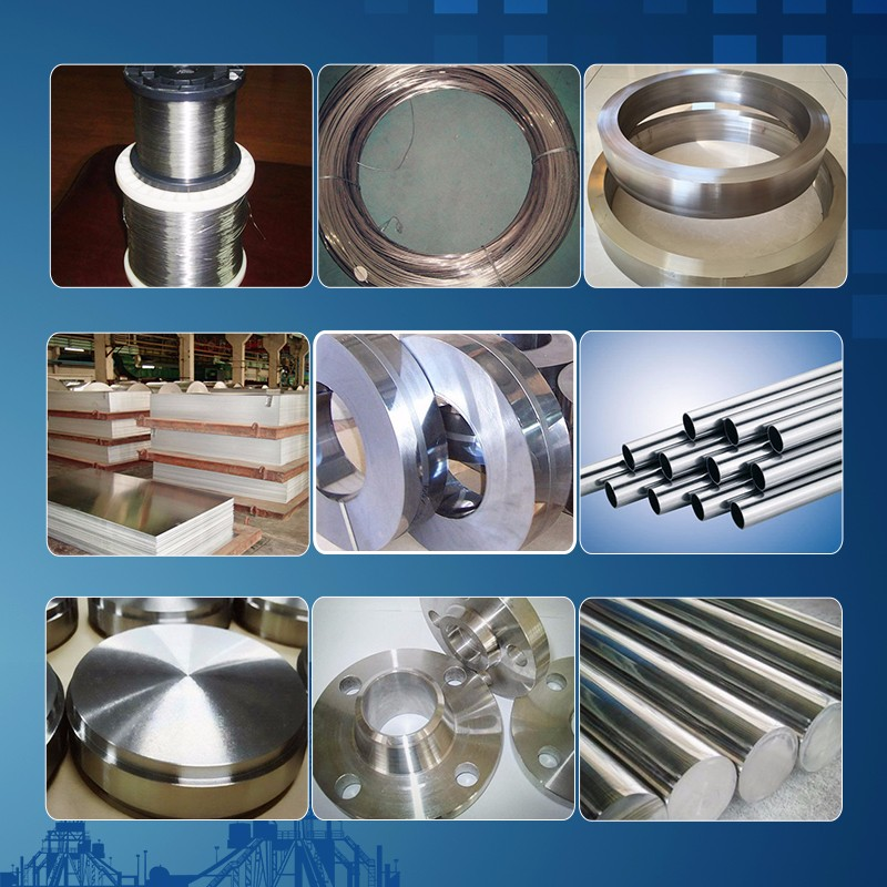 Nickel Alloy Nimonic 90 Wire Manufacturer,Uns N09901 Sheet,High ...