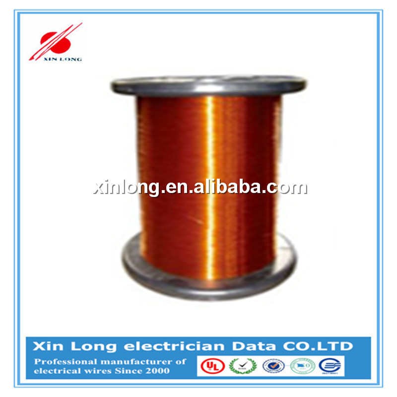SGS Certificated Triple Film Winding Copper Insulation Enameled Wire