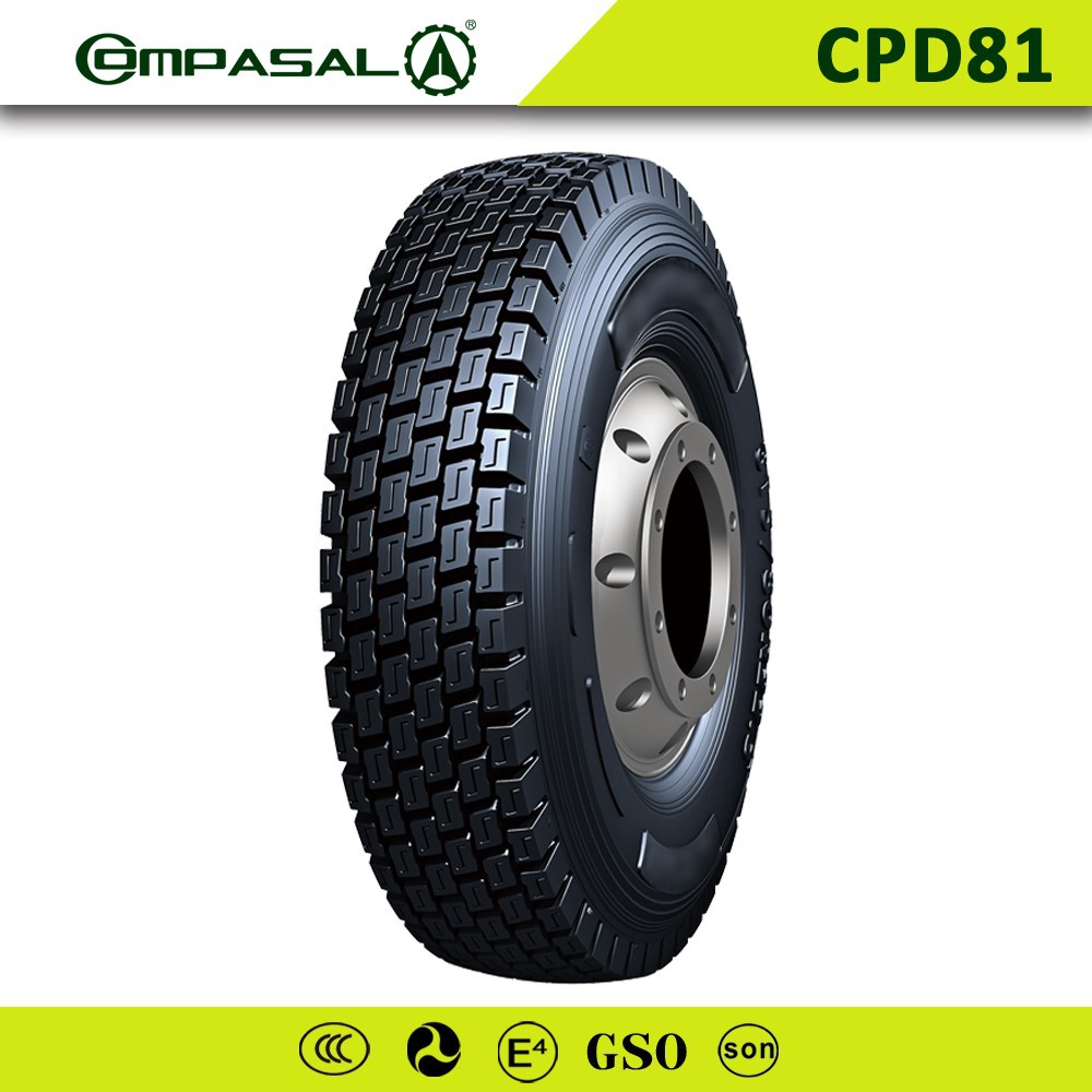 HOT SALE AEOLUS Quality Compasal heavy duty Truck tyre 315/80R22.5 radial truck tire truck and bus tyre size in Middle ea