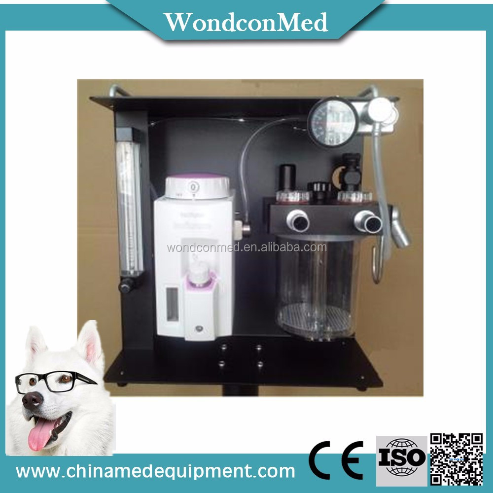 Economic anesthesia machine research for animal