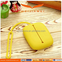 Promotion Silicone Key cover/keychain