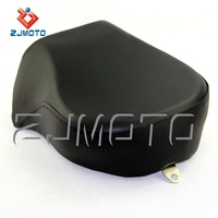ZJMOTO MOTORCYCEL Rear Pillion Seat Cover Cowl Passenger Seat FIT TO HARLEY CUSTOM Sportster 1200N Nightster 07-13