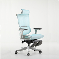 Comfortable Ergonomic Mesh Office Chair with headrest