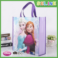 promotional recyclable nonwoven shopping bag