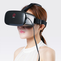 2016 DEEPOON E2 Virtual Reality 3D PC Glasses 1080*1920 VR Headset virtual reality Head Mount