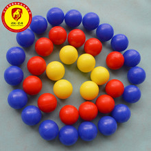 Free sample solid 16mm rubber ball for vibrating screen