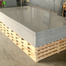 Good property 6mm grey building formwork pvc rigid board