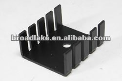 TO220 Aluminium Stamped Heat Sink