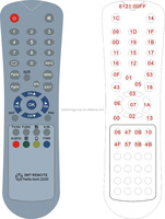 remote control for tv with top quality