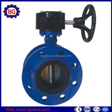 DN50-DN1200 Flanged Type Butterfly Valve