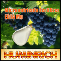 Huminrich Chelated Micronutrients Mg Edta Solubility