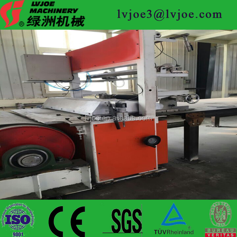12 thickness dryer V=3.6m/min paperfaced gypsum board making machine/ automatic drywall gypsum board making machine