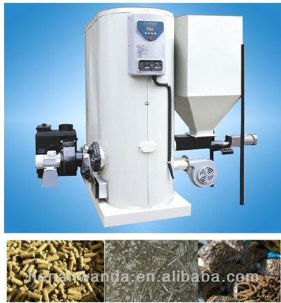 thermal efficiency 90% gasification hot water boiler