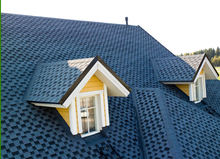 China asphalt roofing shingles / roofing tile / bitumen shingles