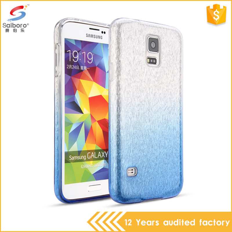 Hot product tpu bulk phone cases for galaxy s5
