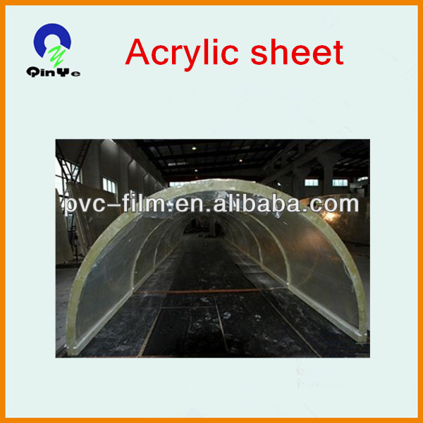 acrylic sheets for aquarium/acrylic glass for aquarium/large acrylic aquarium