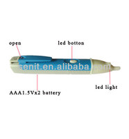 non contact voltage tester AC90-1000V LED Pocket Pen