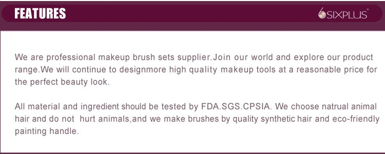 Pretty high quality personalized makeup brushes makeup brushes manufacturers china custom logo makeup brushes metel brushes