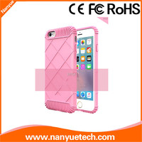 drop resistant mobile phone cover, soft TPU rubber case for iPhone 5