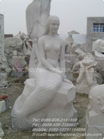 Snow White Marble Statue For Sales