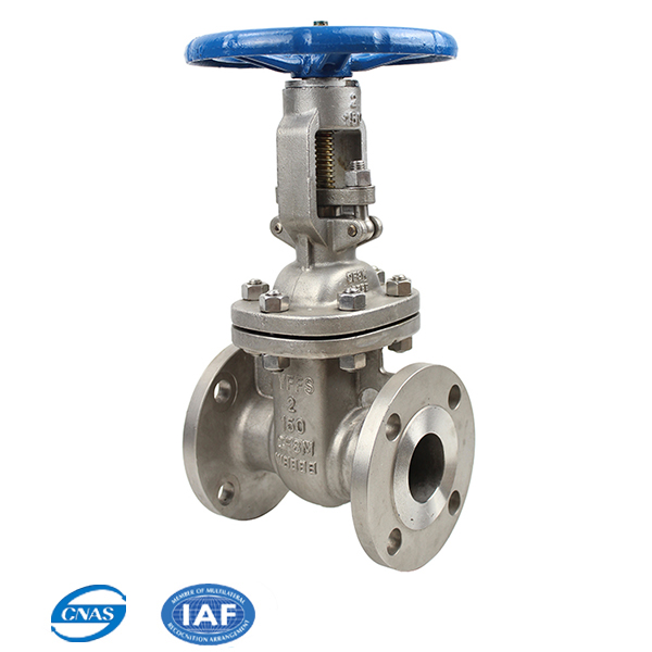High quality farged stainless steel 316 gate valve DN80 PN16
