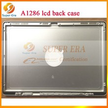 Replace LCD Back Cover Display Housing Case for Macbook Pro Unibody A1286 15'' 2010 Year, Brand New & Good High Quality