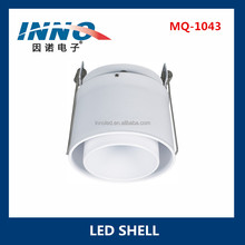 Adjustable Angle Anti Glare Spotlight Housing to Match Halogen Lamp or LED Lamp