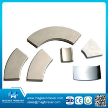 arc disc block permanent NdFeB super strong neo magnet for generator