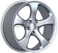 4x4 silver alloy wheels 20x9.0/11.0 led for alloy wheels and selll for South American market