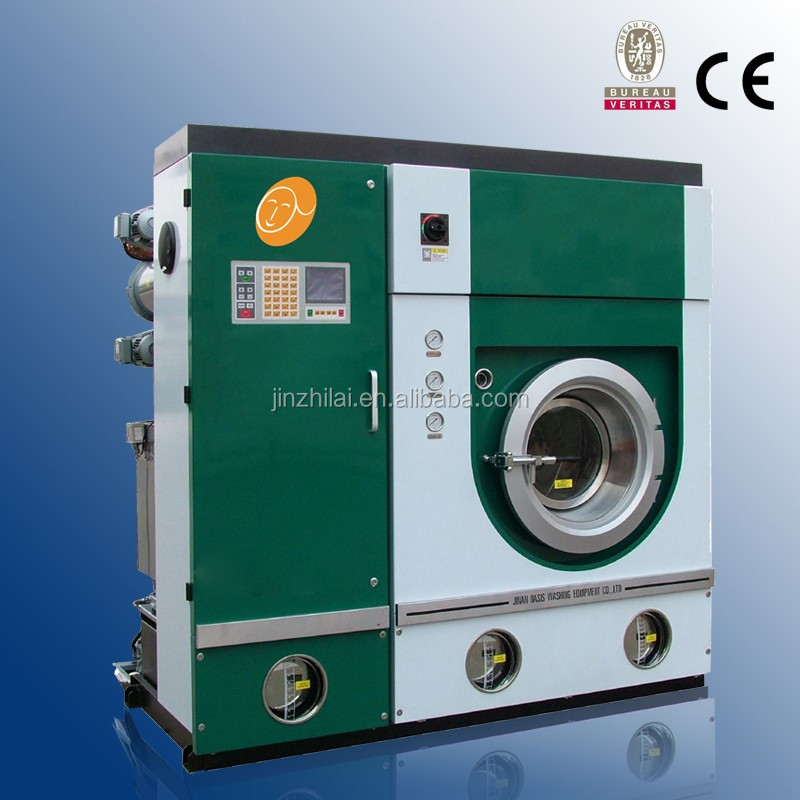 30kg clothes dry cleaning machine for luandry shop