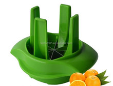 Home Products Orange Wedge Cutter Slicer Citrus Slicer Lemon Lime Slicer