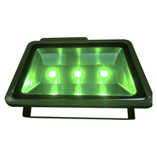 150W remote control christmas color changing outdoor RGBW led flood light