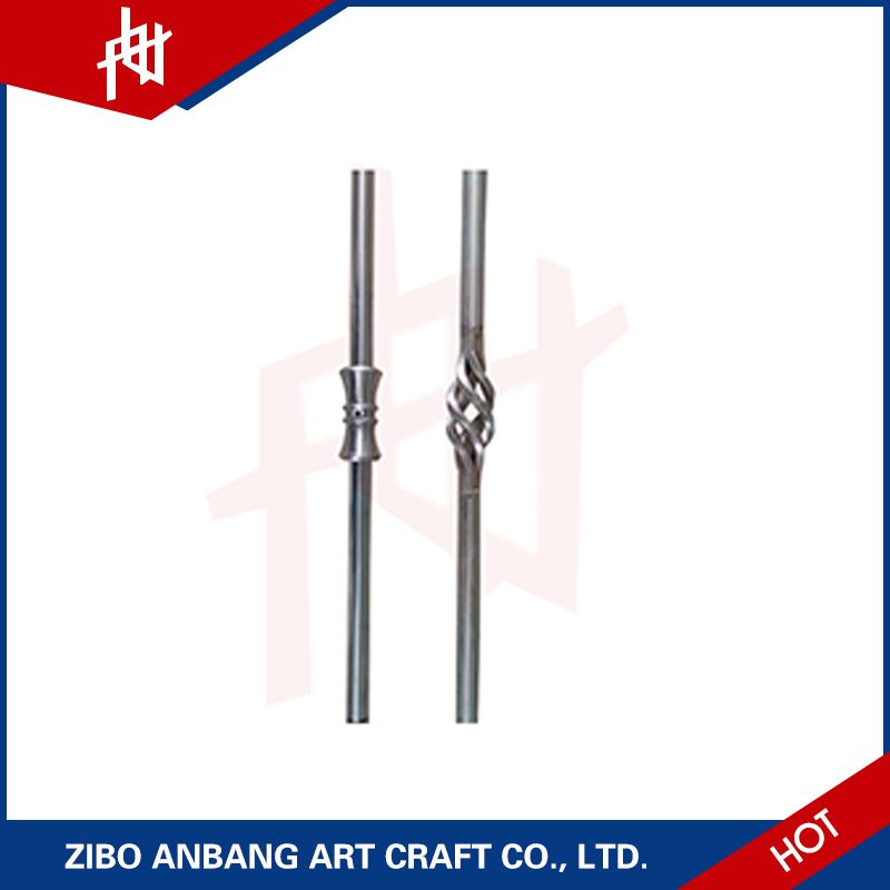 Elegant Decorative interior stamped metal panel stainless steel bar for bus handrail